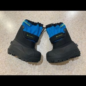 Columbia thunderbug winter boots - toddler 5